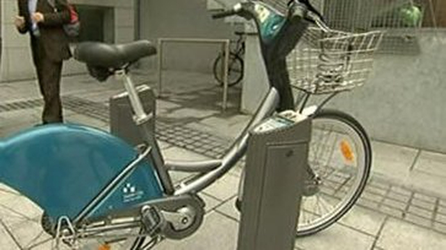 Dublin Bike Scheme - Plans to extend system throughout the capital
