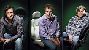 Hammond, Clarkson, May: Amazon bound