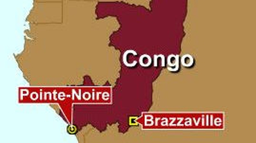 Congo - Train crashed on journey to Pointe Noire