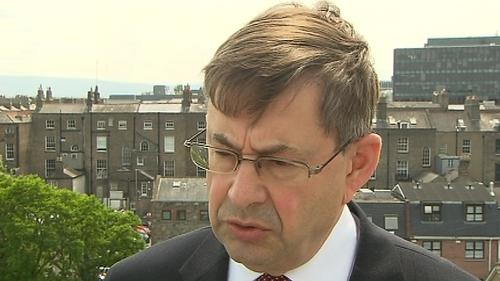 Éamon Ó Cuív disagreed with party line on Fiscal Treaty