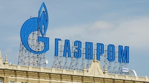 Russia's Gazprom supplies more than a third of Europe's gas