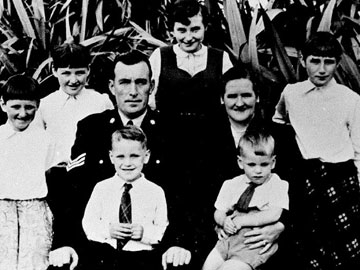 Bombings - Cavan:The Donegan Family