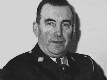 Bombings - Cavan: Inspector Sam Donegan
