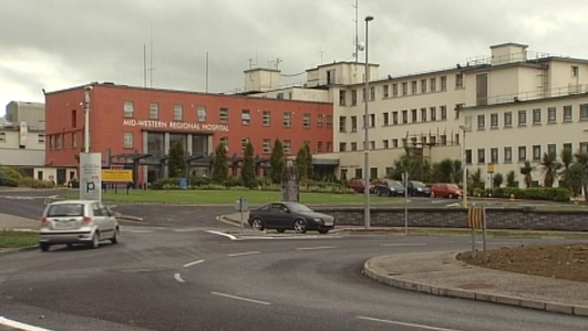 ICU Doctor at University Hospital Limerick Catherine Motherway
