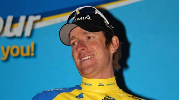 Bradley Wiggins - On top at the Criterium du Dauphine Libere