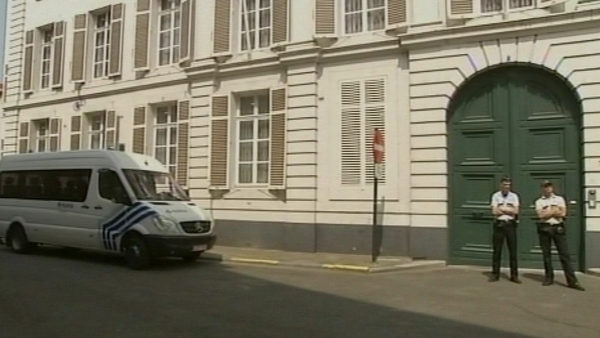 Belgium - 30 officer and investigators carried out the raid