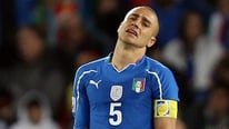 Eamon Dunphy discusses the master Italian defender, Fabio Cannavaro