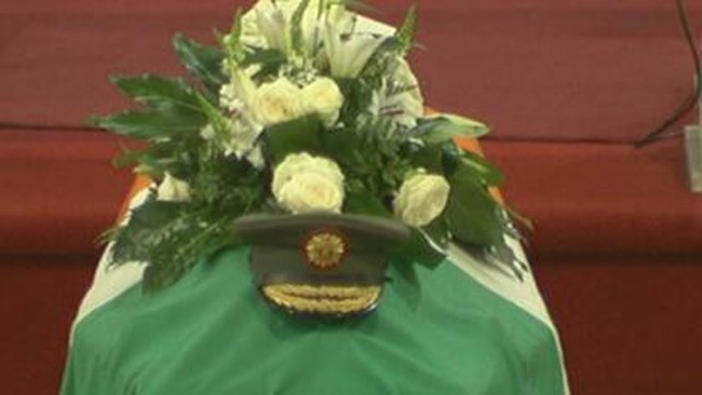 St Conleth's Church - Tributes paid