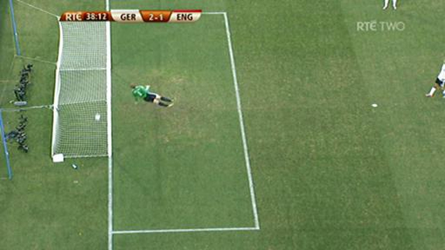 Goal-line technology may be in place for the 2012 European Championships