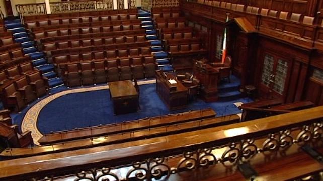 Dáil - Three vacancies awaiting bye-elections