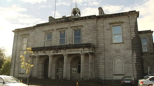 The men pleaded guilty to charges of violent disorder at a sitting of the circuit court in Roscommon town