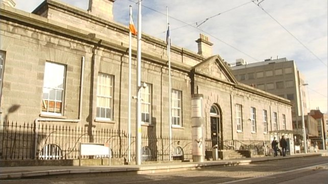 Man appeared before Dublin District Court charged with assault