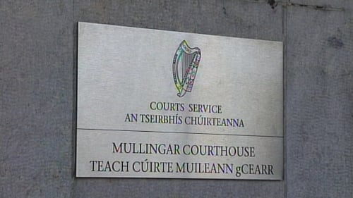 The 17-year-old accused appeared in court in Mullingar