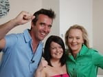 Take on the Takeaway: Kevin dundon, Louise Conway and Dr Eva.
