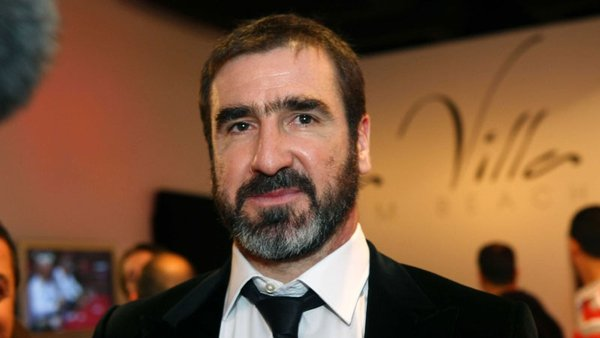 Cantona - Set for new acting role?