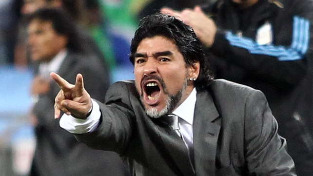 Diego Maradona as Iraq manager? It's more likely than you thin