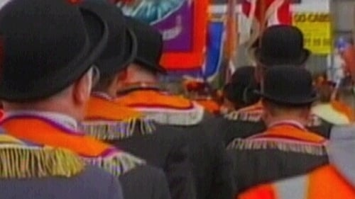 Orange Order - Route has been contentious