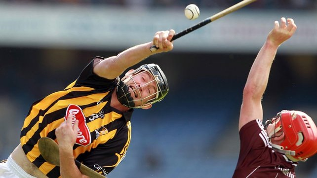 Ollie Canning enjoyed some tough battles with Kilkenny in his Galway career