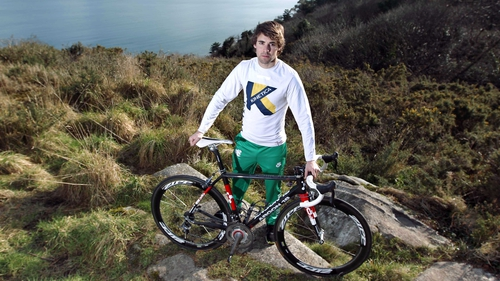 Bryan Keane: 'My target for the year would be to break into the top 20 in the world'
