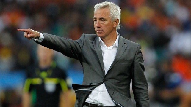 Bert van Marwijk has resigned after the disappointment of Euro 2012