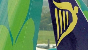 Passenger figures for February from both Aer Lingus and Ryanair today