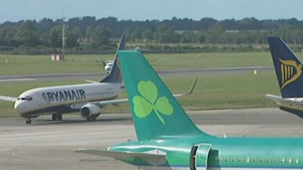 Ryanair's 29.8% stake in Aer Lingus was acquired in 2006 and 2007