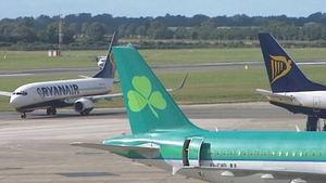 The UK Competition and Markets Authority said Ryanair's stake in Aer Lingus distorts competition on routes between Ireland and the UK