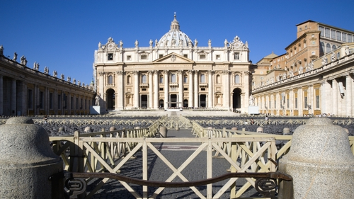 Vatican - Back in the black after posting losses for three years