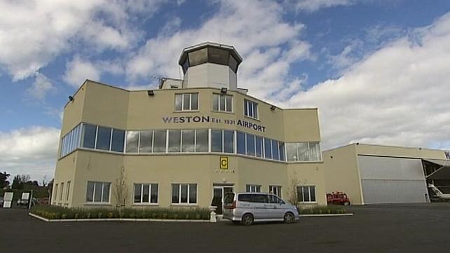 Weston Aerodrome - Receiver appointed