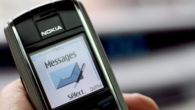 First phone text message was sent in 1992