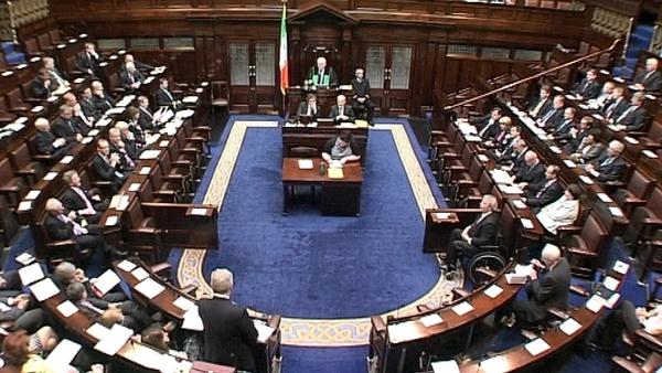 Dáil - To return in last week of September