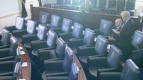Seanad - Government loses vote