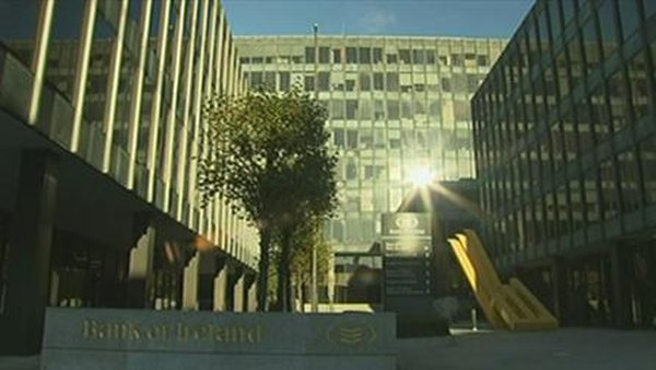 Bank of Ireland - Trading update says economy has begun to stabilise