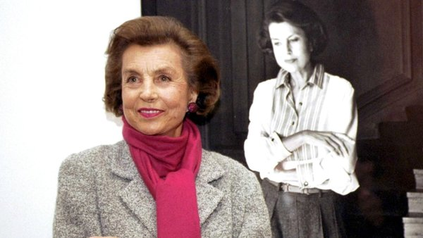 Liliane Bettencourt - Reportedly gave €150,000 to Sarkozy's campaign