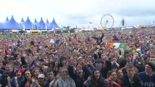 Oxegen - Irish and international acts performing