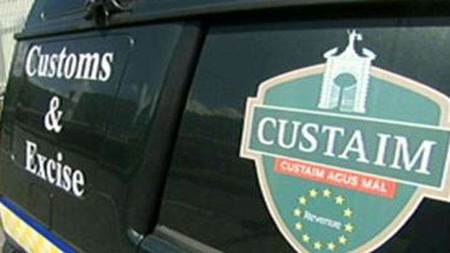 Customs - Cash seized