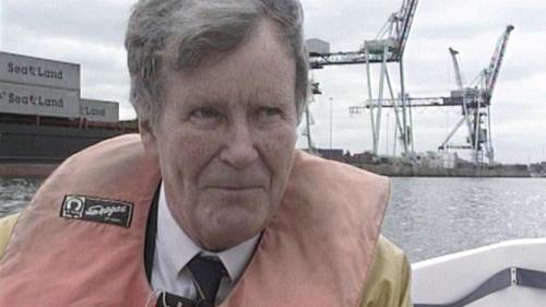 Sean Loftus - Involved in campaigns to preserve Dublin Bay