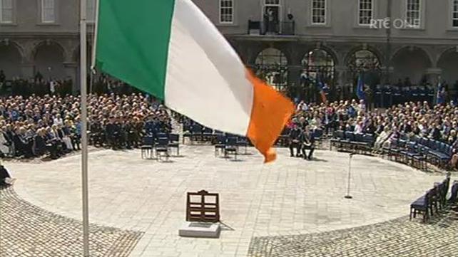Kilmainham - National Day of Commemoration