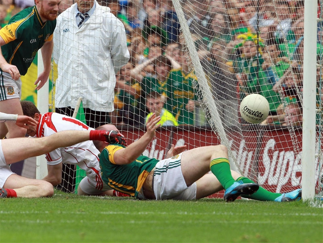 After a number of controversial goalmouth incidents at the World Cup, the All-Ireland Championship has now rocked by a decision that cost Louth dear
