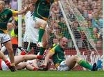 Joe Sheridan's goal decided the Leinster final