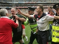 Referee is attacked in Croke Park