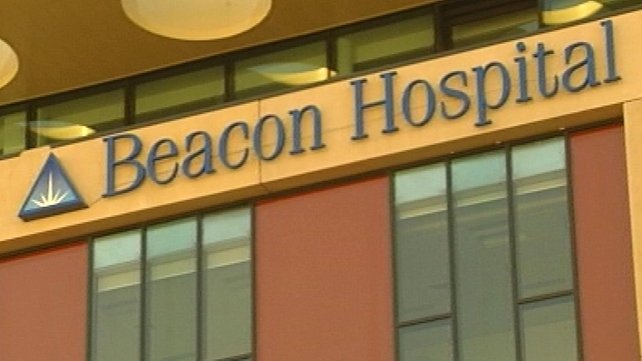 Dublin's Beacon Hospital is reporting an eradication rate of around 90% for inoperable early-stage lung tumours