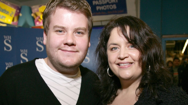 James Corden and Ruth Jones from Gavin & Stacey
