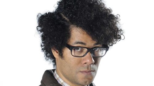 Ayoade as Moss in The IT Crowd