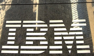 The strong US dollar and IBM's decision to move away from its hardware business both affected its performance