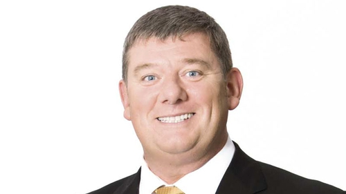 John Creedon will broadcast live from College Green on New Year's Eve