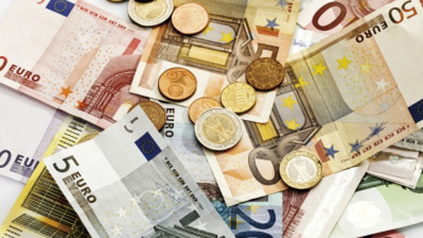 Euro zone inflation - Rate still below ECB target
