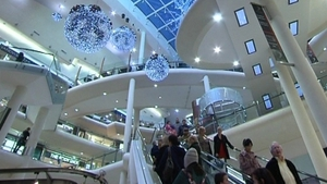 Dundrum Town Centre is the largest shopping centre in Ireland