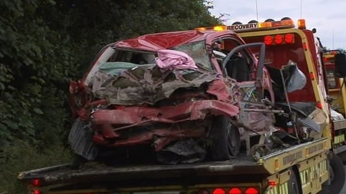 Toyota Corolla - 66-year-old Hugh Friel died in the collision