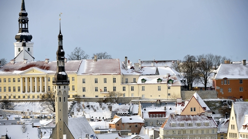Estonia - First Baltic state to join euro